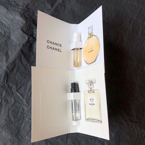 Chanel Chance and No5 L'Eau